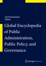 Global Encyclopedia Public Administration